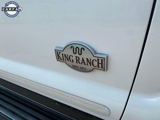 2016 Ford Super Duty F-350 SRW Pickup King Ranch Madison, NC 9