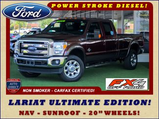 2016 Ford Super Duty F-350 SRW Pickup LARIAT ULTIMATE EDITION Crew Cab Long Bed 4x4 FX4 Mooresville , NC