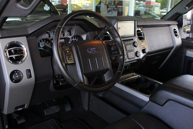 2016 Ford Super Duty F-350 SRW Pickup LARIAT ULTIMATE EDITION Crew Cab Long Bed 4x4 FX4 Mooresville , NC 32