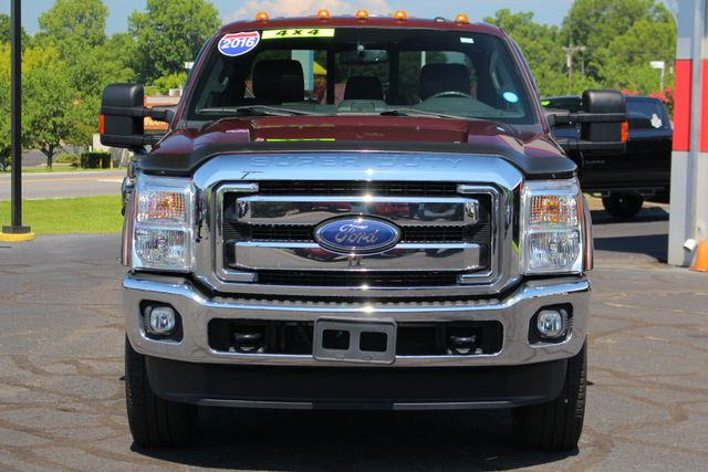 2016 Ford Super Duty F-350 SRW Pickup LARIAT ULTIMATE EDITION Crew Cab Long Bed 4x4 FX4 Mooresville , NC 16
