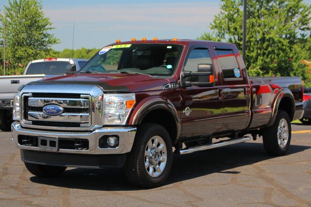 2016 Ford Super Duty F-350 SRW Pickup LARIAT ULTIMATE EDITION Crew Cab Long Bed 4x4 FX4 Mooresville , NC 25