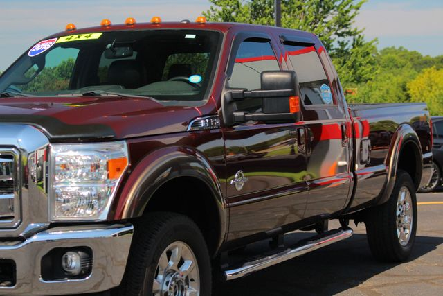 2016 Ford Super Duty F-350 SRW Pickup LARIAT ULTIMATE EDITION Crew Cab Long Bed 4x4 FX4 Mooresville , NC 29