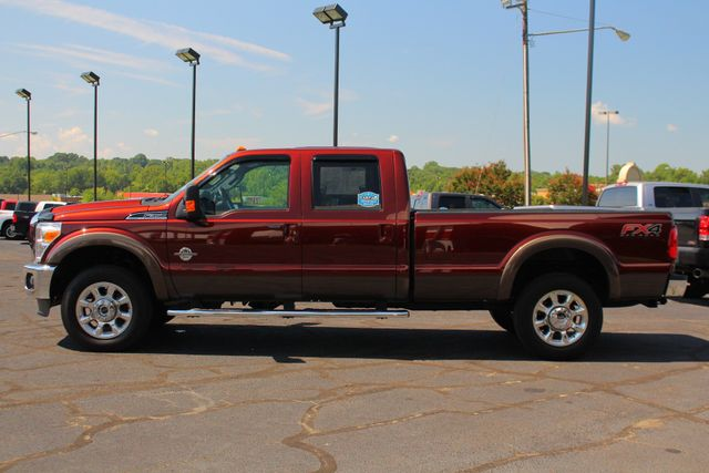 2016 Ford Super Duty F-350 SRW Pickup LARIAT ULTIMATE EDITION Crew Cab Long Bed 4x4 FX4 Mooresville , NC 15