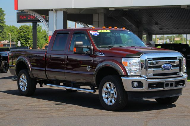 2016 Ford Super Duty F-350 SRW Pickup LARIAT ULTIMATE EDITION Crew Cab Long Bed 4x4 FX4 Mooresville , NC 24