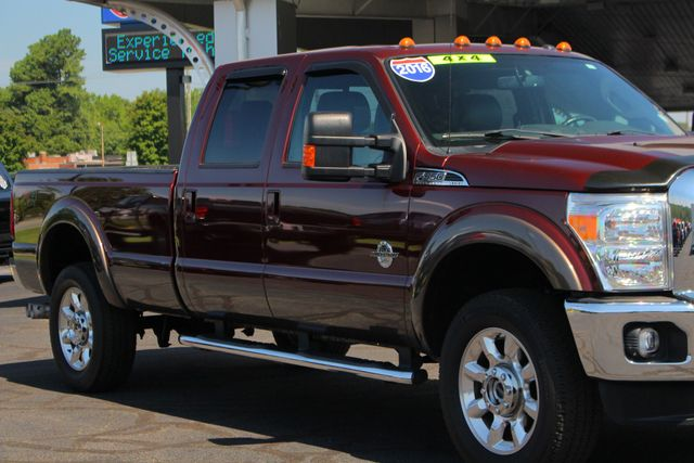 2016 Ford Super Duty F-350 SRW Pickup LARIAT ULTIMATE EDITION Crew Cab Long Bed 4x4 FX4 Mooresville , NC 28