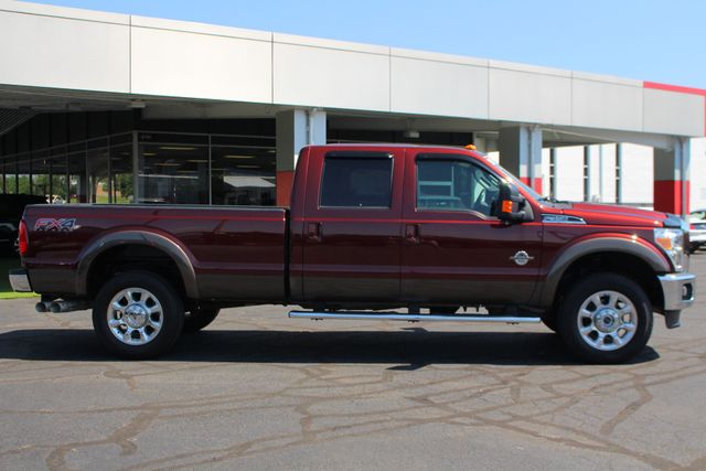 2016 Ford Super Duty F-350 SRW Pickup LARIAT ULTIMATE EDITION Crew Cab Long Bed 4x4 FX4 Mooresville , NC 14