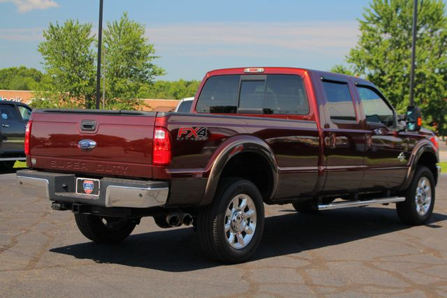 2016 Ford Super Duty F-350 SRW Pickup LARIAT ULTIMATE EDITION Crew Cab Long Bed 4x4 FX4 Mooresville , NC 26