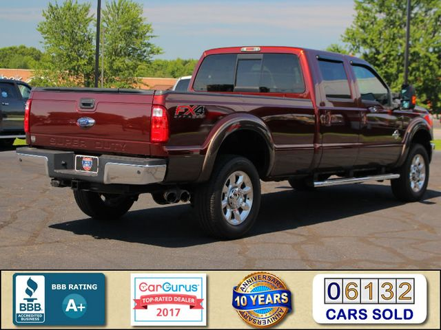 2016 Ford Super Duty F-350 SRW Pickup LARIAT ULTIMATE EDITION Crew Cab Long Bed 4x4 FX4 Mooresville , NC 2