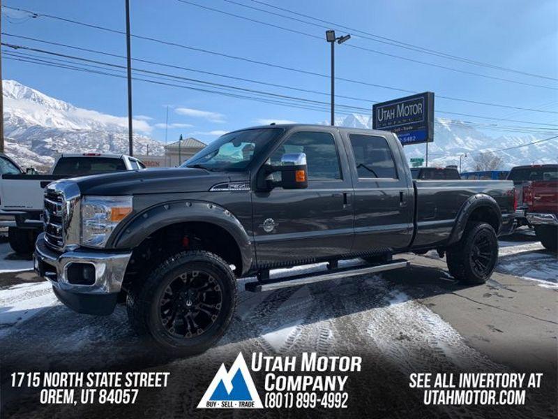 2016 Ford Super Duty F-350 SRW Pickup Lariat   Orem, Utah   Utah Motor Company in Orem Utah