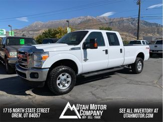 2016 Ford Super Duty F-350 SRW Pickup XLT in Orem, Utah 84057