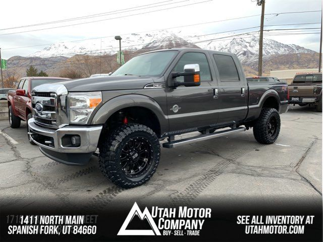 2016 Ford Super Duty F-350 SRW Pickup Lariat