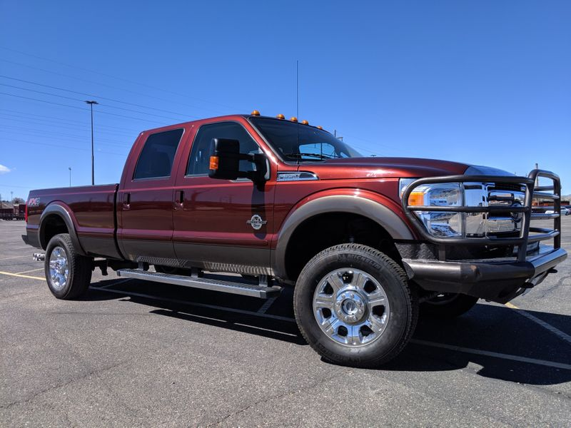 2016 Ford Super Duty F-350 SRW Pickup Lariat FX4  Fultons Used Cars Inc  in , Colorado