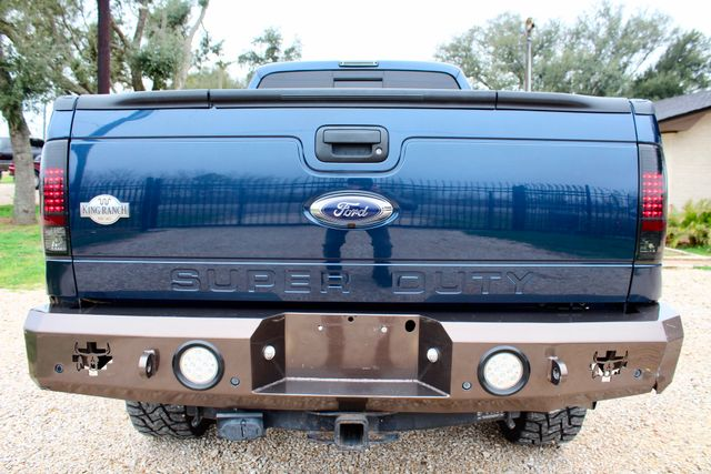 2016 Ford Super Duty F-350 SRW Pickup King Ranch Sealy, Texas 15