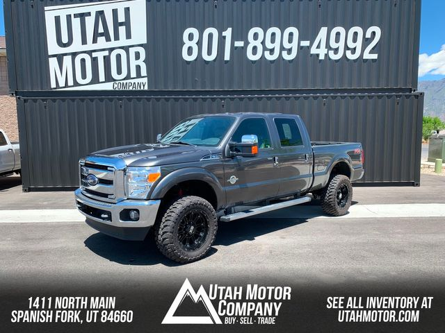 2016 Ford Super Duty F-350 SRW Pickup Lariat in Spanish Fork, UT 84660
