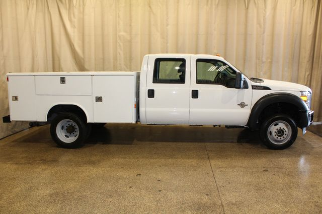 2016 Ford Super Duty F-450 DRW Chassis Cab XL