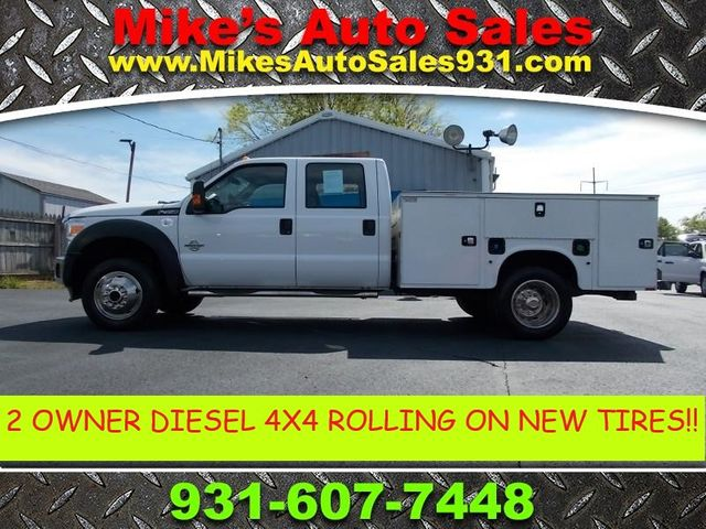2016 Ford Super Duty F-450 DRW Chassis Cab XL Shelbyville, TN