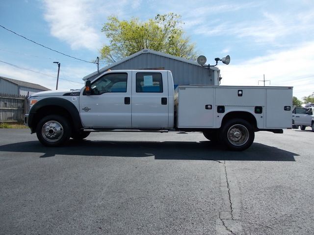 2016 Ford Super Duty F-450 DRW Chassis Cab XL Shelbyville, TN 1