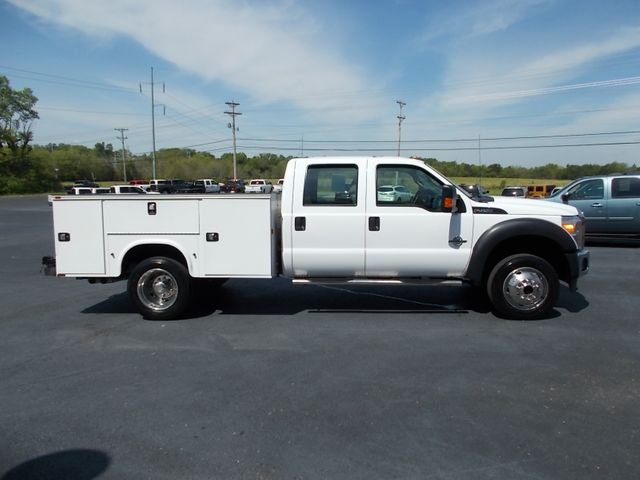 2016 Ford Super Duty F-450 DRW Chassis Cab XL Shelbyville, TN 10