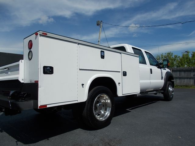 2016 Ford Super Duty F-450 DRW Chassis Cab XL Shelbyville, TN 11