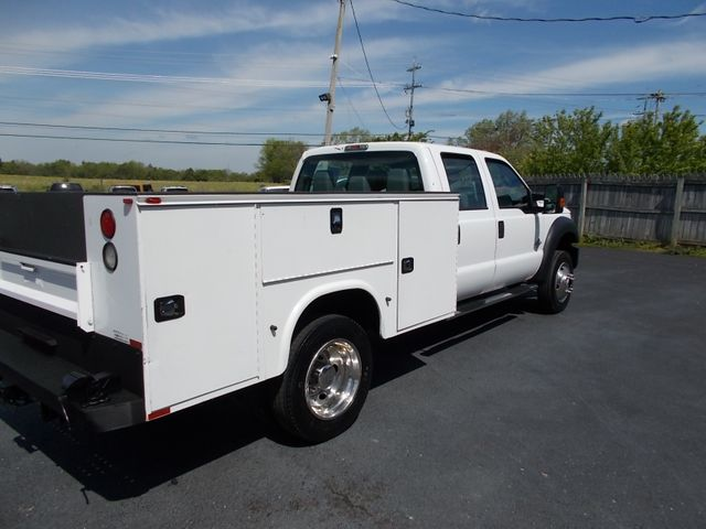 2016 Ford Super Duty F-450 DRW Chassis Cab XL Shelbyville, TN 12
