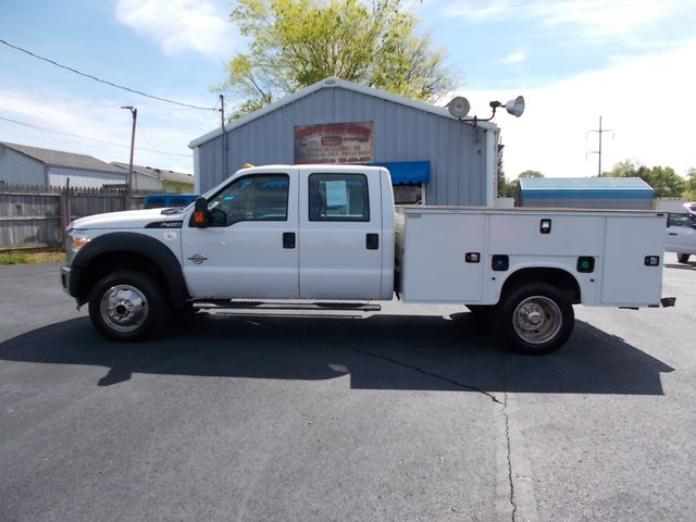 2016 Ford Super Duty F-450 DRW Chassis Cab XL Shelbyville, TN 2