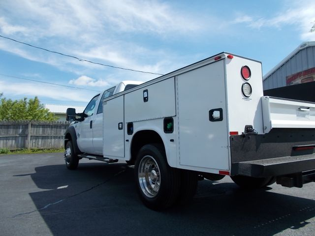 2016 Ford Super Duty F-450 DRW Chassis Cab XL Shelbyville, TN 3