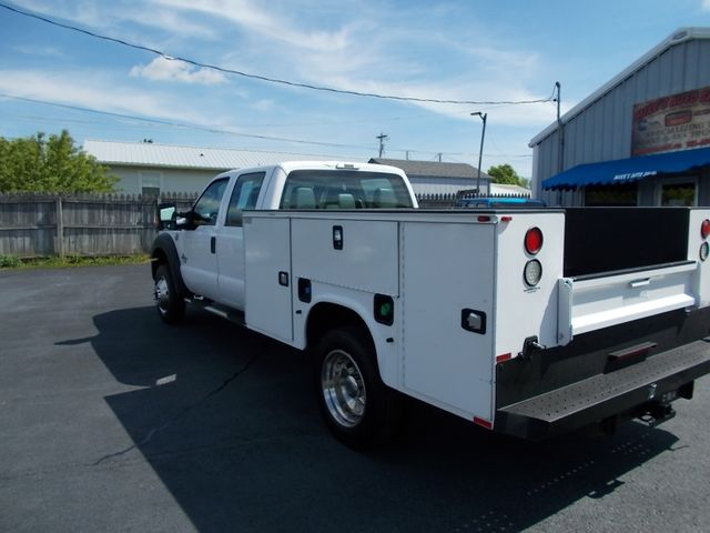 2016 Ford Super Duty F-450 DRW Chassis Cab XL Shelbyville, TN 4