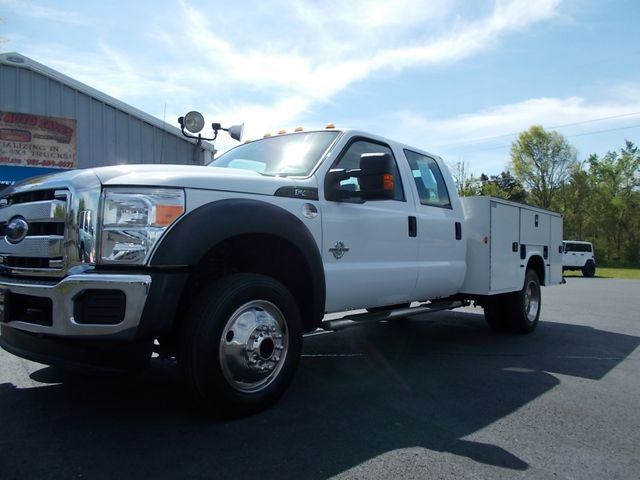 2016 Ford Super Duty F-450 DRW Chassis Cab XL Shelbyville, TN 5