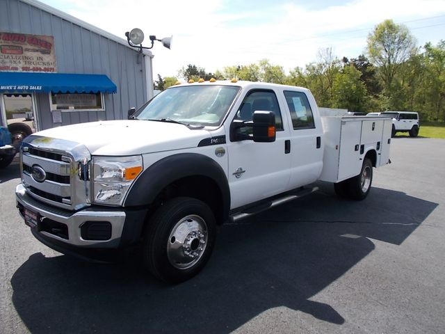 2016 Ford Super Duty F-450 DRW Chassis Cab XL Shelbyville, TN 6