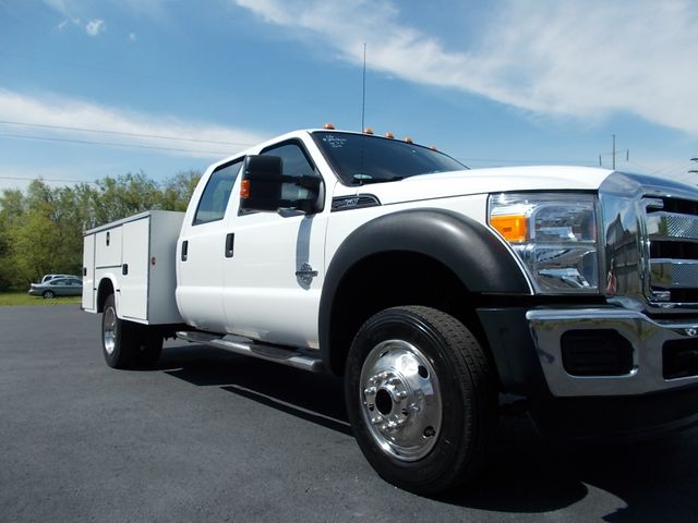 2016 Ford Super Duty F-450 DRW Chassis Cab XL Shelbyville, TN 8