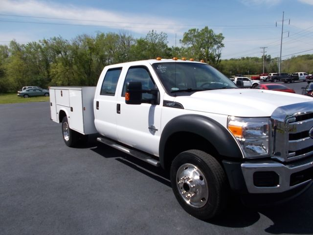 2016 Ford Super Duty F-450 DRW Chassis Cab XL Shelbyville, TN 9