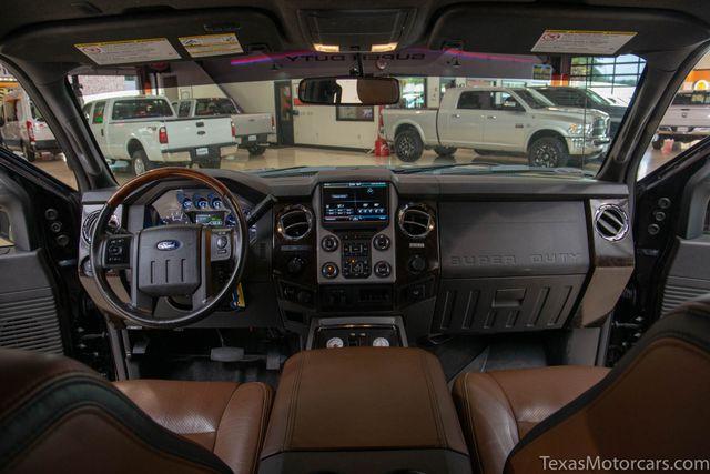 2016 Ford Super Duty F-450 Platinum 4x4 in Addison, Texas 75001