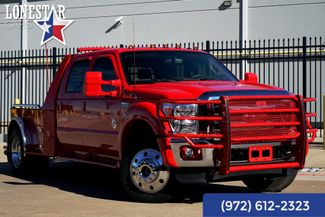 2016 Ford Super Duty F-450 Pickup Lariat Western Hauler 4x4 Diesel Warranty in Plano, Texas 75093