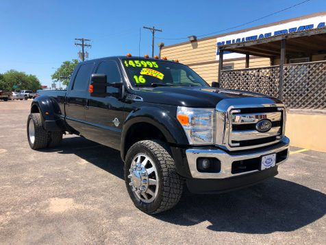 2016 Ford Super Duty F-450 Pickup Lariat | Pleasanton, TX | Pleasanton Truck Company in Pleasanton, TX