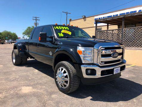 2016 Ford Super Duty F-450 Pickup Lariat | Pleasanton, TX | Pleasanton Truck Company in Pleasanton, TX