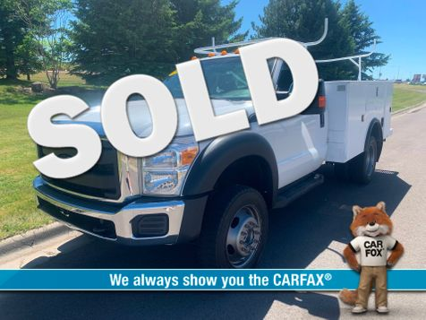 2016 Ford Super Duty F-550 DRW Chassis Cab XL in Great Falls, MT