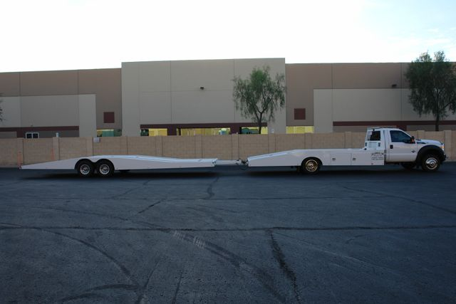 2016 Ford F-550 Hodges Ramp Truck & Trailer XL in Phoenix Az., AZ 85027