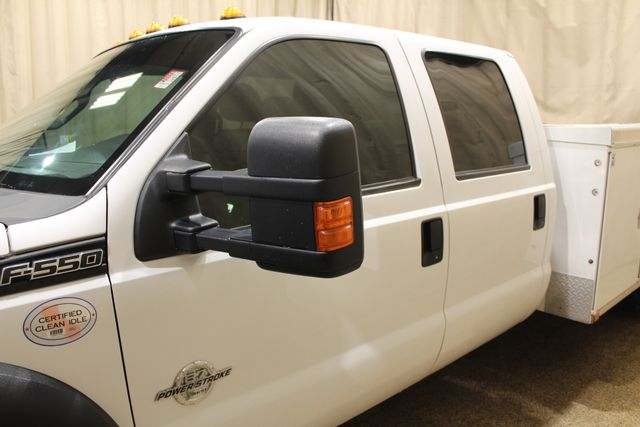2016 Ford Super Duty F-550 DRW Chassis Cab XL in Roscoe IL, 61073
