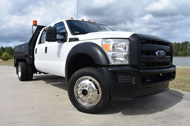 2016 Ford Super Duty F-550 DRW Chassis Cab XL
