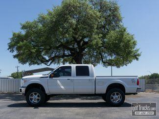 2016 Ford Super Duty F250 Crew Cab Lariat 6.2L V8 4X4 in San Antonio Texas, 78217
