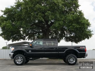 2016 Ford Super Duty F250 Crew Cab Lariat FX4 6.7L Power Stroke Diesel 4X4 in San Antonio Texas, 78217