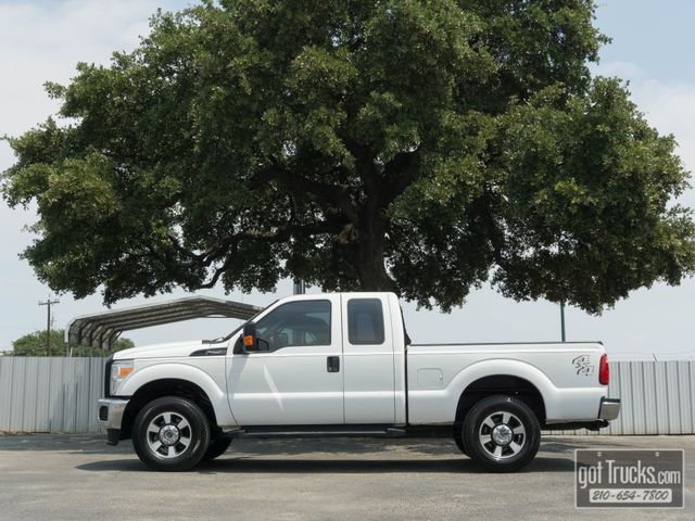 2016 Ford Super Duty F250 Extended Cab XL 6.2L V8 4X4