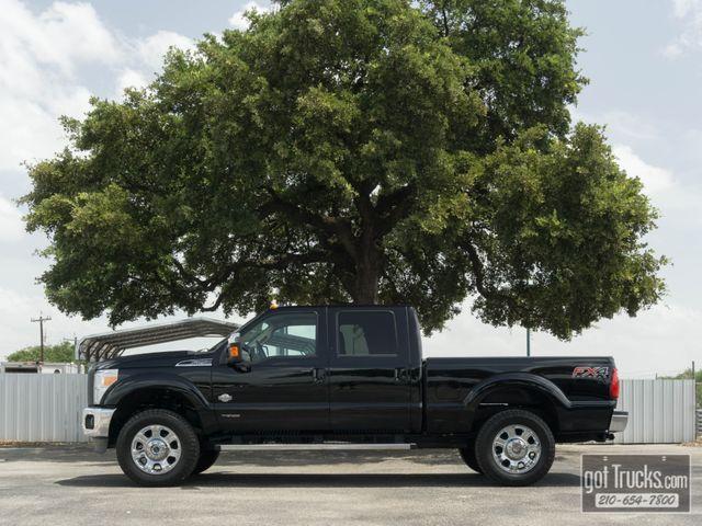 2016 Ford Super Duty F250 Crew Cab King Ranch FX4 6.7L Power Stroke 4X4