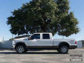 2016 Ford Super Duty F250 Crew Cab King Ranch FX4 6.7L Power Stroke 4X4 in San Antonio Texas, 78217