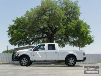 2016 Ford Super Duty F250 Crew Cab Platinum 6.7L Power Stroke Diesel 4X4 in San Antonio, Texas 78217