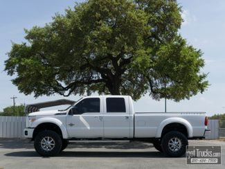 2016 Ford Super Duty F350 Crew Cab Platinum 6.7L Power Stroke Diesel 4X4 in San Antonio Texas, 78217