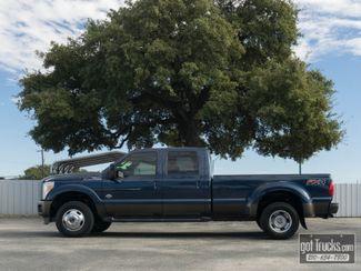 2016 Ford Super Duty F350 Crew Cab King Ranch FX4 6.7L Power Stroke 4X4 in San Antonio Texas, 78217
