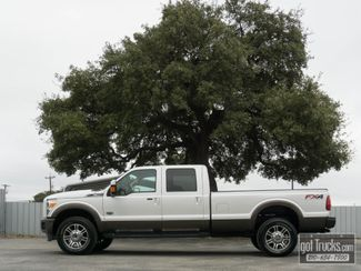2016 Ford Super Duty F350 Crew Cab King Ranch FX4 6.7L Power Stroke 4X4 in San Antonio, Texas 78217