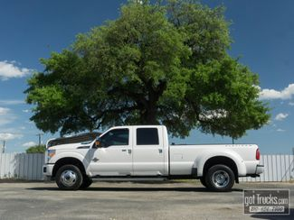 2016 Ford Super Duty F350 Crew Cab Platinum 6.7L Power Stroke Diesel 4X4 in San Antonio, Texas 78217