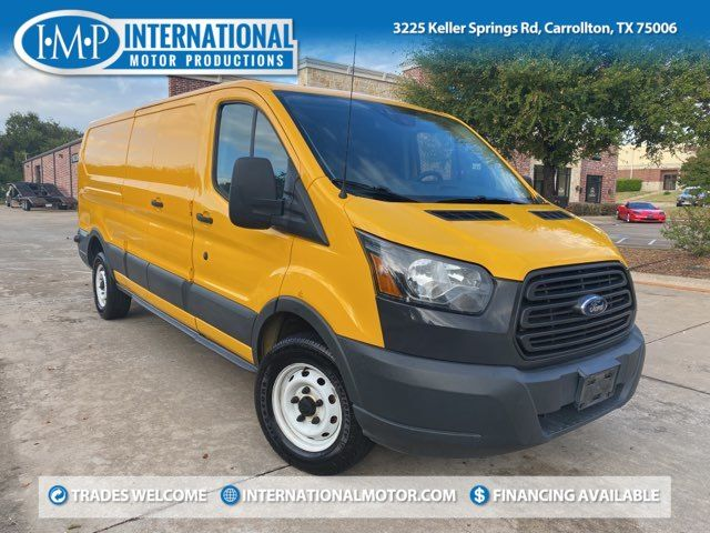 2016 Ford T250 Cargo